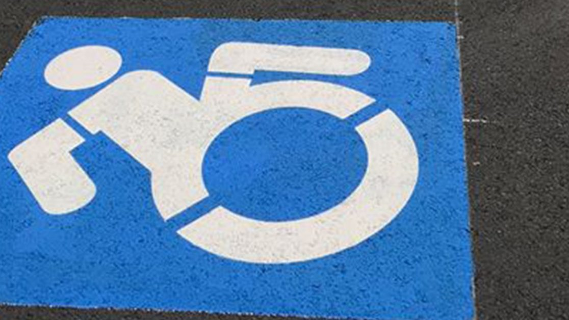 Parking Lot Striping & ADA Compliance Project image