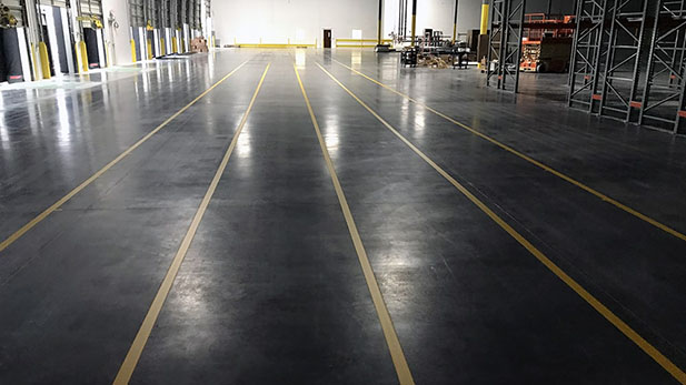 American Logistic Services Warehouse Marking Project image