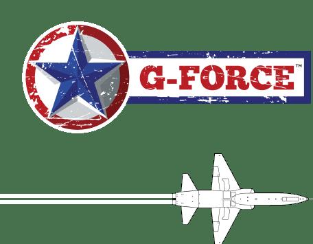 g-force parking lot striping branding