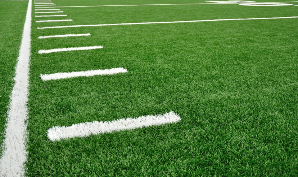 Image of Athletic Field Markings in South Carolina